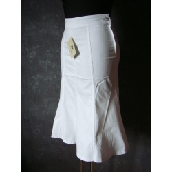Lafei Nier spódnica biała...