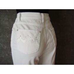 Lafei Nier spodnie białe  rozm. 26/ 79 pas  68-70 cm