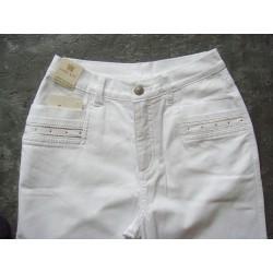 Lafei Nier spodnie białe  rozm. 26/ 81 pas  68-70 cm