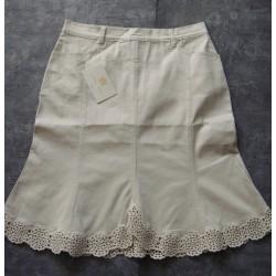 Lafei Nier spódnica beżowa rozm. 29 pas 76-78 cm