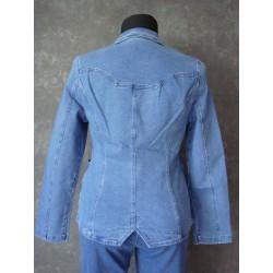 Lafei Nier spodnie czarne z haftem rozm.    27 /79 pas 76-78 cm