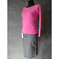 Lafei Nier spódnica biała z gipiury rozm. 32 pas 84-86 cm