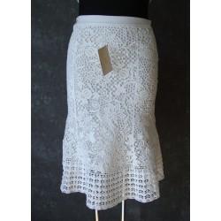 Lafei-Nier koszula biała dżinsowa  rozm. XL
