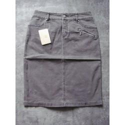 Lafei-Nier koszula biała dżinsowa  rozm. 3XL