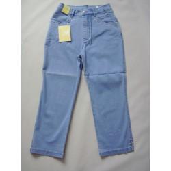 Długa spódnica Lafei Nier kolor niebieski rozm 27 pas 72-74 cm