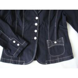 Spódnica Lafei Nier niebieska rozm 29 pas 78-80 cm