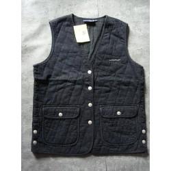 Lafei Nier niebieska kurtka jeansowa rozm. 4XL